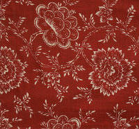 Cold Spring Red Floral