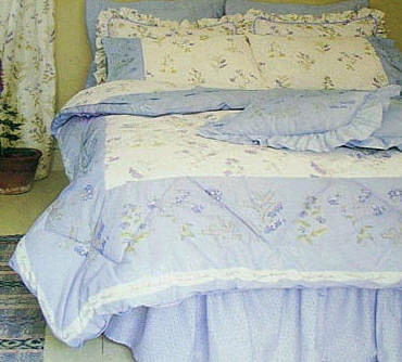 Laura Ashley Periwinkle Collection
