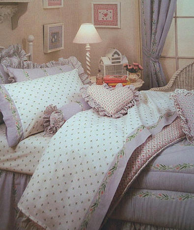 Laura Ashley CHILDREN'S ROOMS Castleberry Lilac