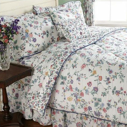 Laura Ashley Chinese Silk Collection