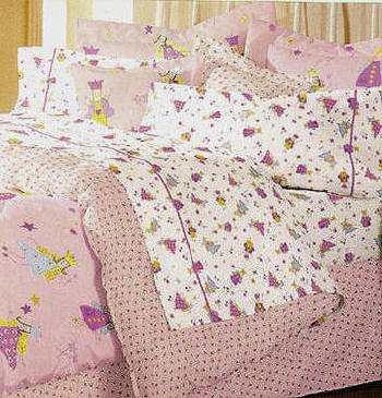 Laura Ashley CHILDREN'S ROOMS Fun Fairies Collection