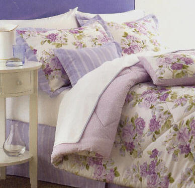 Laura Ashley Lidia Lavender Collection