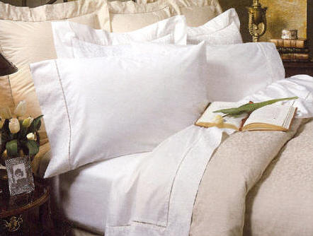 Waterford Tosca Scroll Hemstitch Collection